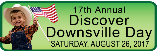 Discover Downsville WI
